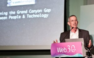 Jon Leland Speaking at Web 3.0