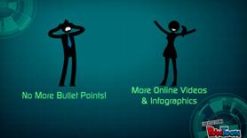 Quick infographic, presentation image
