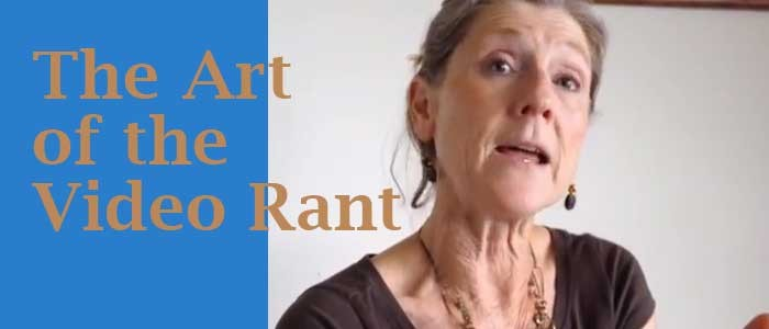 Art of Video Rant - Nancy Monson