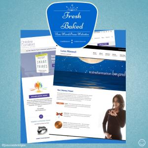 New WordPress Website Designs