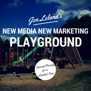 New Media New Marketing Playground