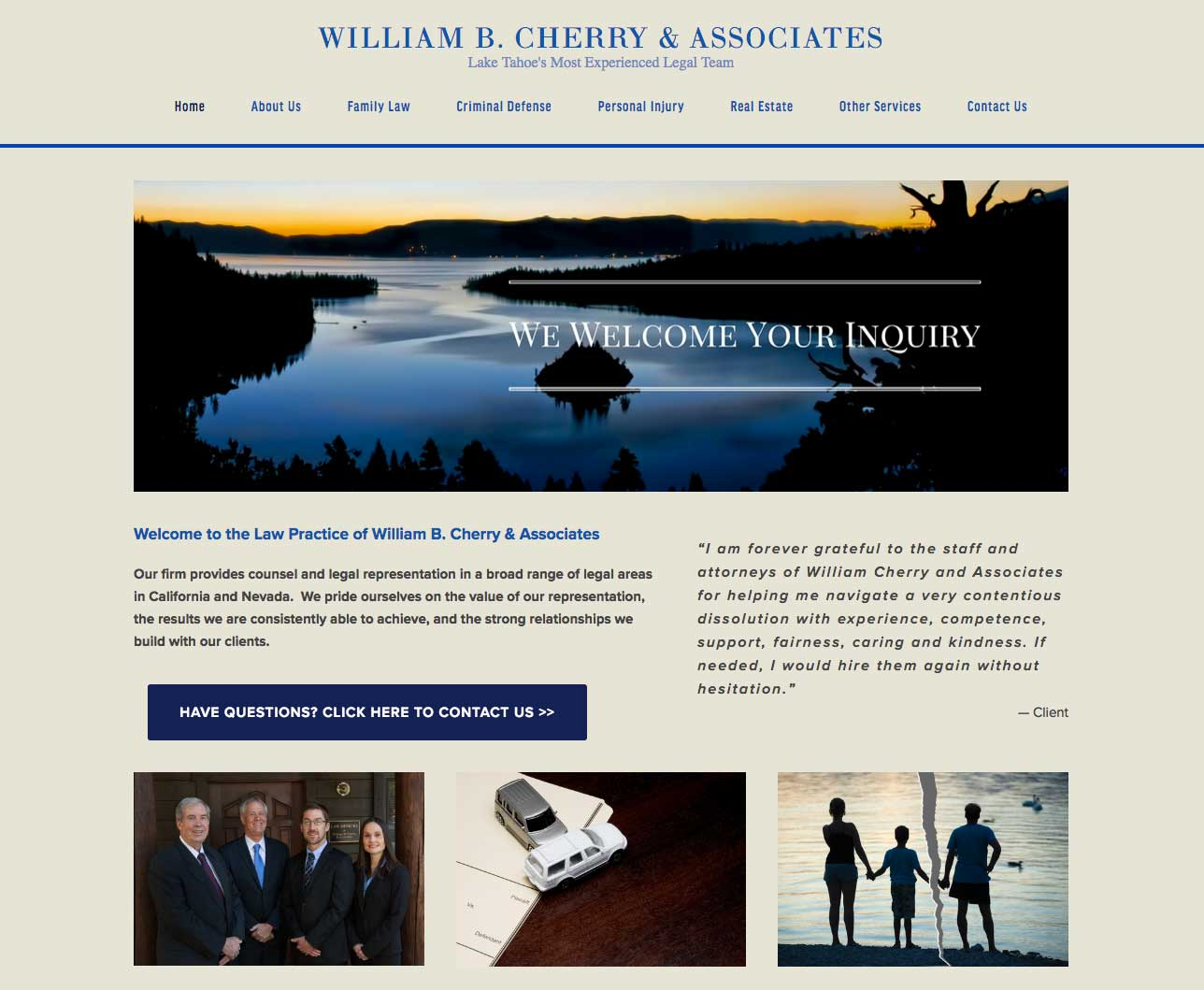 William B. Cherry & Associates