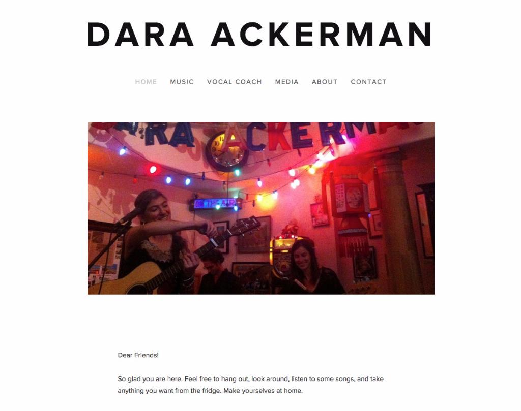 Dara Ackerman