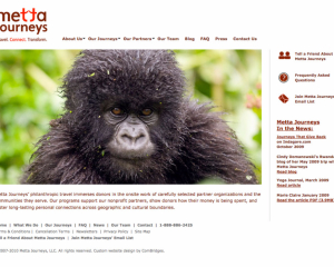 Metta Journeys - Yoga and philanthropic adventure travel.