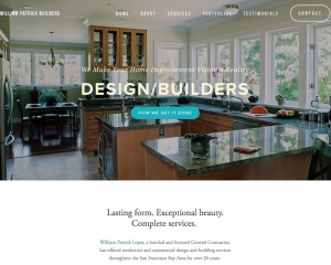 William Patrick Builders