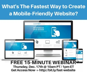 Squarespace Website Webinar